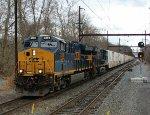 CSX 3298 on Q140 the Tropicana juice train.